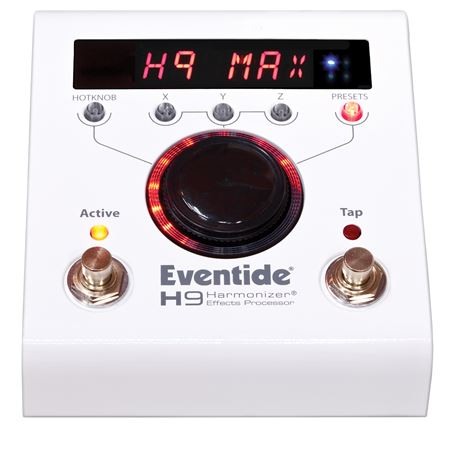 Eventide H9 Max Harmonizer Multieffects Pedal