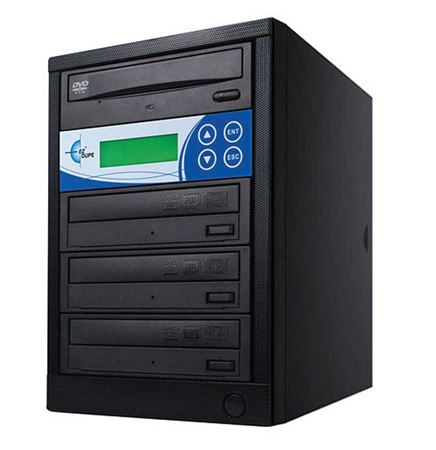 EZ Dupe Gold Series DVD/CD Duplicator