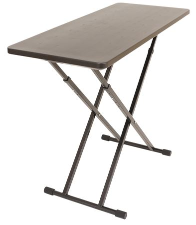 Fastset Musicians DJ Utility Table