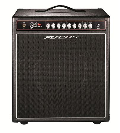 Fuchs Lucky 7 MKII 1x12 Tube Guitar Combo Amplifier