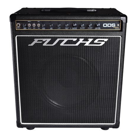 Fuchs ODS Classic Dual Boost 2 Channel Combo 1x12 with Reverb 50 Watts