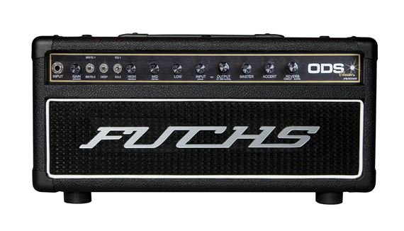 Fuchs ODS Classic Dual Boost 2 Channel Head with Reverb 50 Watts