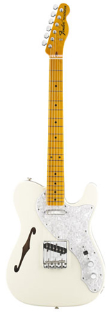 Fender American Vintage 69 Telecaster Thinline with Case