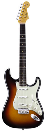 Fender American Vintage 59 Stratocaster Rosewood with Case