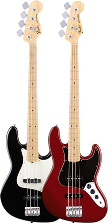 Fender American Special Jazz Bass Maple with Gig Bag