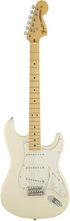 Fender American Special Stratocaster Maple Fingerboard with Gig Bag