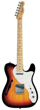 Fender Classic Series '69 Telecaster Thinline with Bag