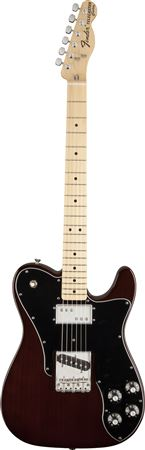 Fender Exclusive Run Walnut Telecaster Custom Electric Guitar