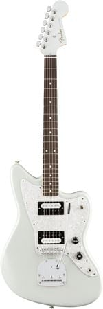 Fender Special Edition White Opal Jazzmaster HH