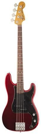 Fender Nate Mendel Precision Electric Bass Guitar with Gigbag