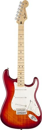Fender Standard Stratocaster Plus Top Maple Fingerboard