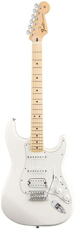 Fender Standard Stratocaster HSS Electric Guitar Maple Fingerboard