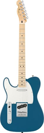 Fender Standard Telecaster Left Handed with Maple Fingerboard
