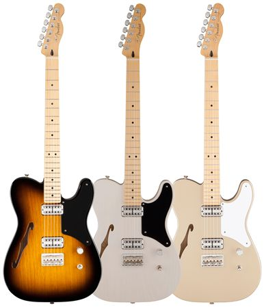 Fender Cabronita Telecaster Thinline with Gigbag