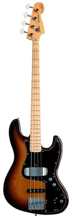 Fender Marcus Miller Jazz Bass with Gigbag