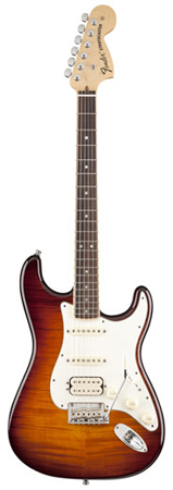 Fender American Select Stratocaster HSS Rosewood Fingerboard with Case