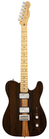 Fender Select Telecaster HH Electric Guitar with Case