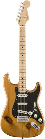 Fender 2017 LE Exotic American Vintage 59 Pine Stratocaster with Case