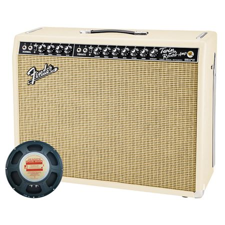 Fender Exclusive Run 65 Twin Reverb 2x12 85 Watt Combo Amplifier