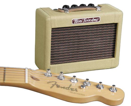 Fender Mini 57 Twin Guitar Amplifier