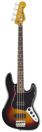Fender Modern Player Jazz Electric Bass Guitar