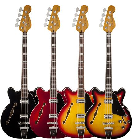 Fender Modern Player Coronado Bass Guitar