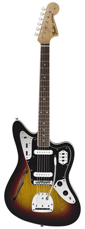 Fender Special Edition Jaguar Thinline