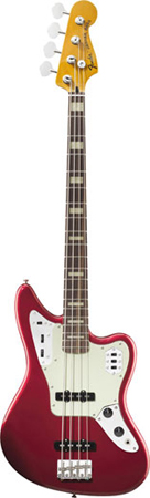 Fender Deluxe Jaguar Electric Bass Guitar