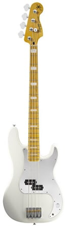 Squier Chris Aiken Precision Maple Fingerboard Bass Guitar