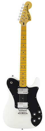 Squier Vintage Modified Telecaster Deluxe Rosewood Fingerboard