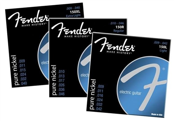 Fender Original 150s Electric Guitar Strings