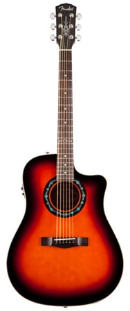 Fender T Bucket 100CE Acoustic Electric Guitar
