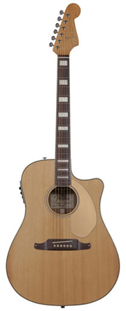 Fender Kingman SCE Dreadnought Acoustic Electric Guitar
