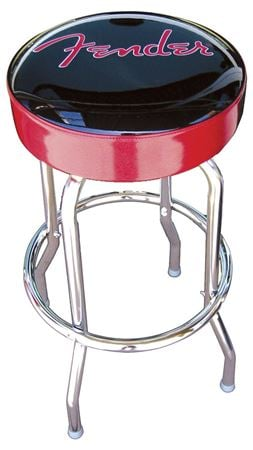 Fender Logo 24 Inch Bar Stool