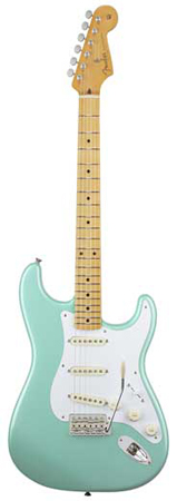 Fender Classic 50s Stratocaster Electric Guitar with Gig Bag