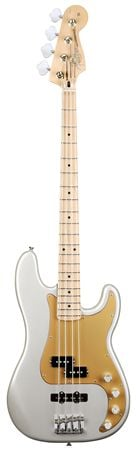 Fender Deluxe Active Precision Bass Special Maple Fingerboard wGig Bag