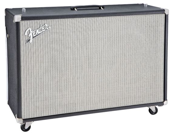 Fender Super Sonic 60 2x12 Guitar Speaker Cabinet