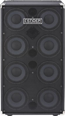 Fender 810 Pro Bass Guitar Amplifier Cabinet