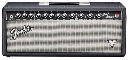 Fender Band Master VM Guitar Amplifer Head