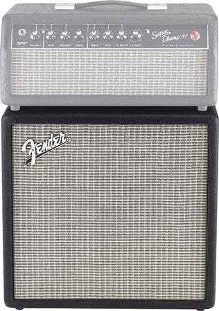 Fender Super Champ 1x12 Guitar Speaker Cabinet
