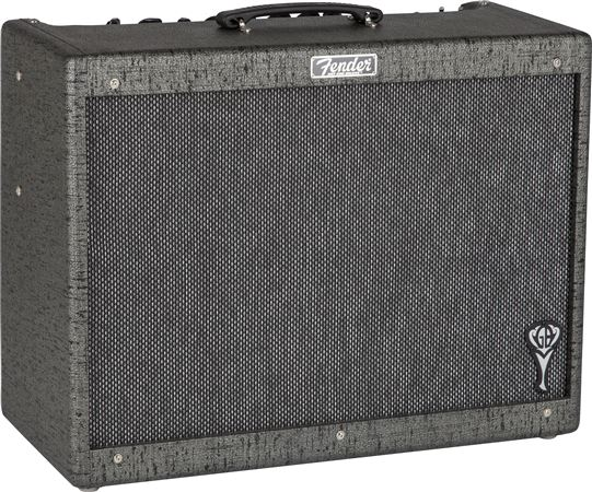 Fender GB Hot Rod Deluxe 40 Watt 1x12 Tube Guitar Combo Amplifier