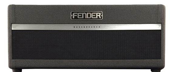 Fender Bassbreaker 45 Head Tube Guitar Amp 1/45W