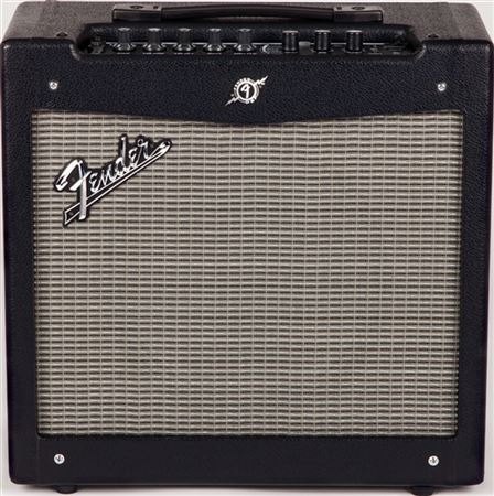 Fender Mustang II 40 Watt 1x12 Guitar Combo Amplifier V2