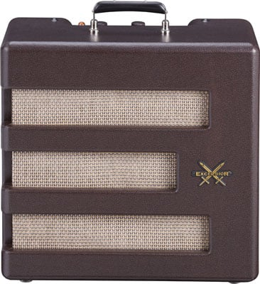 Fender Pawn Shop Excelsior Tube Guitar Combo Amplifier