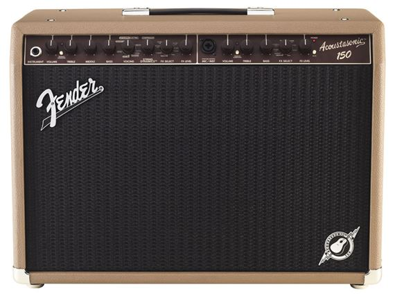 Fender Acoustasonic 150 2x8 Acoustic Guitar Amplifier
