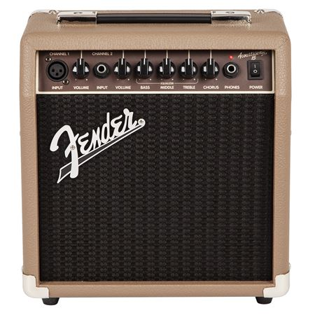 Fender Acoustasonic 15 15 Watt Acoustic Guitar Combo Amplifier