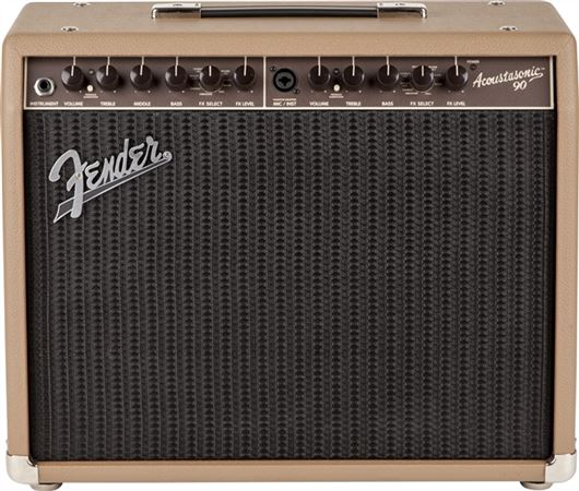 Fender Acoustasonic 90 1x8 Acoustic Guitar Amplifier