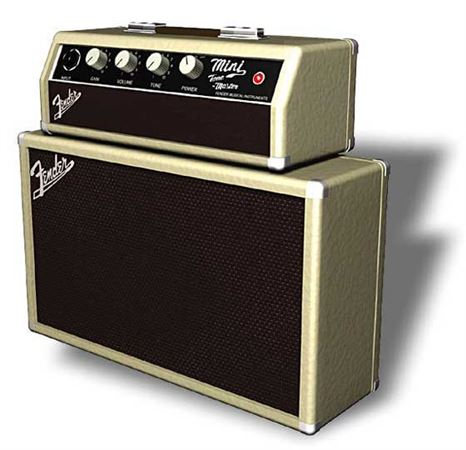Fender Mini Tone Master Mini Guitar Amplifier