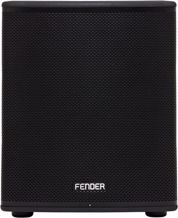 "Fender Fortis F-18SUB 18"" Powered Subwoofer 1000 Watts"
