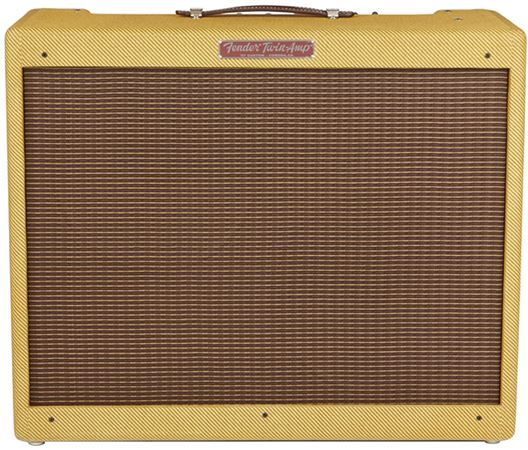 Fender 57 Custom Twin Amp 2x12 40 Watt Tube Guitar Amp
